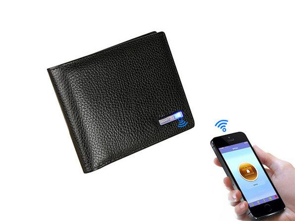 WalletGuard24: Smart Bluetooth Wallet-Weekly Top Deal