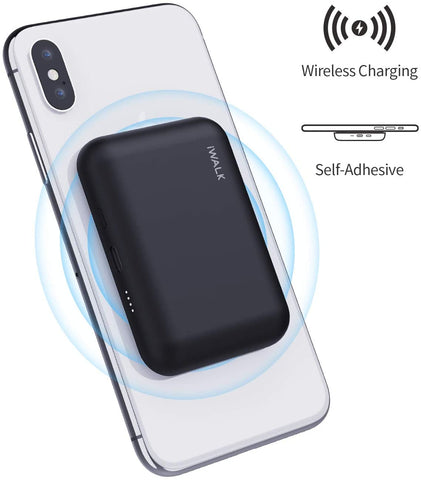 Wireless Portable Charger Power Bank 3000mah by Sticking to iPhone-Electronic-Weekly Top Deal