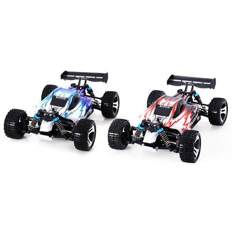 WLtoys A959 2.4G 1/18 Scale Remote Control Off-road Racing Car High Speed Stunt SUV-Kids, Toys & Baby-Weekly Top Deal