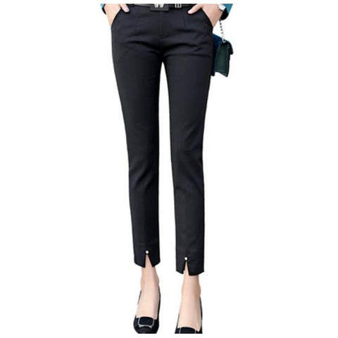 Women's Basic Casual / Daily Work Slim Pants Pants-Women-Weekly Top Deal