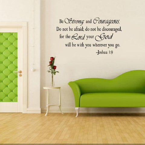 Words & Quotes Wall Stickers-Home Collection-Weekly Top Deal
