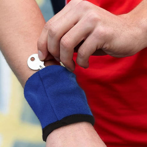 Wrist Pouch Wristband Pocket (Set Of 2)-Outdoor Gear-Weekly Top Deal