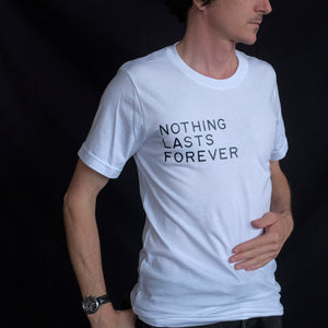 NLF STANDARD WHITE COTTON TEE