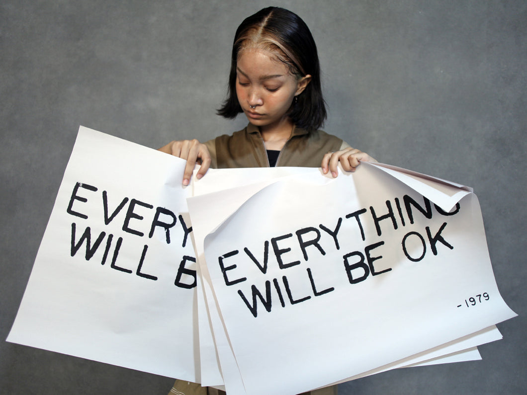 WHEAT PASTE PACK • EVERYTHING WILL BE OK