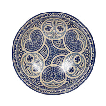 Load image into Gallery viewer, Large Moroccan Plate 3