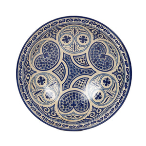 Large Moroccan Plate 3