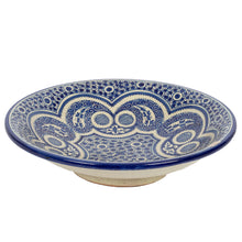 Load image into Gallery viewer, Medium Moroccan Plate 1