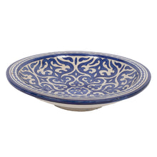 Load image into Gallery viewer, Large Moroccan Plate 2