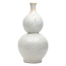 Load image into Gallery viewer, Crystal Shell Vase Large
