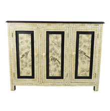 Load image into Gallery viewer, Hand Painted Bone Sideboard