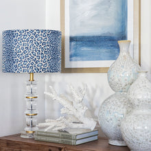 Load image into Gallery viewer, Crystal Bamboo Style Table Lamp