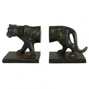 Iron Tiger Bookends