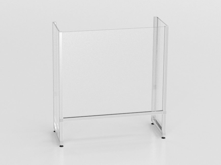 "2' x 30"" Germ Barrier With Sides + 6"" Opening"