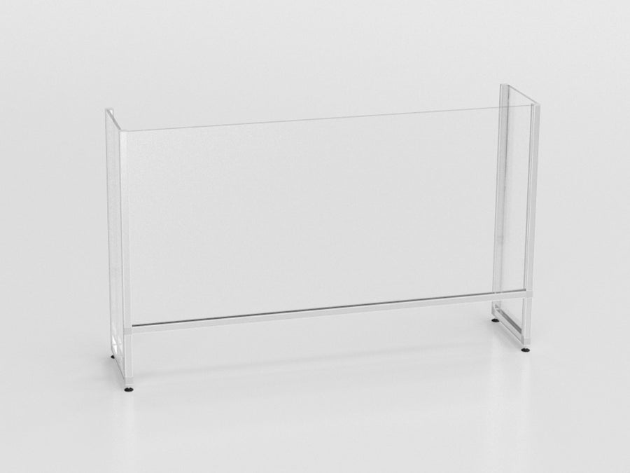 "4' x 2' Germ Barrier With Sides + 6"" Opening"