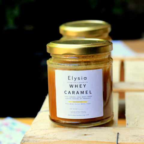 Signature Whey Caramel - Elysia Groceries | London