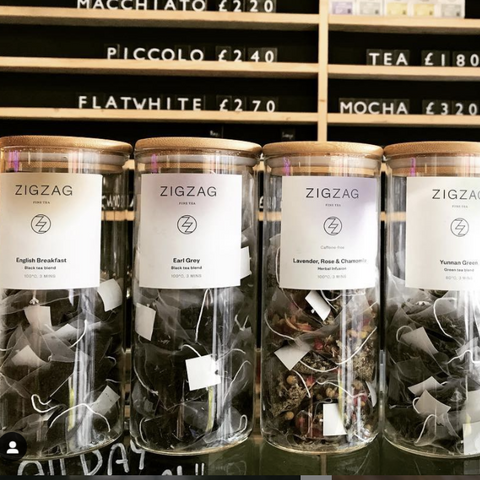 Loose Leaf Tea Bags - Elysia Groceries | London