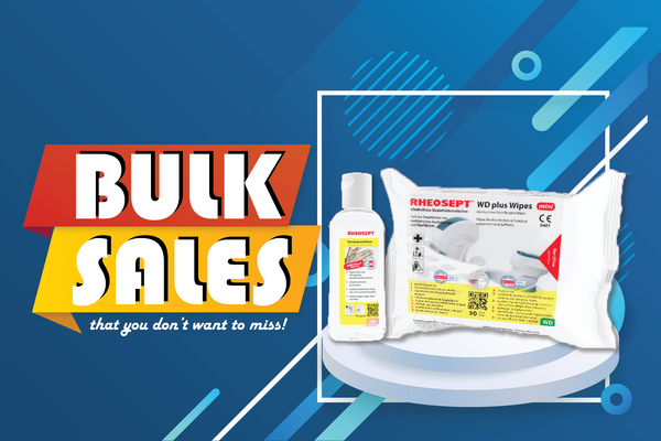 Bulk Sales are happening Right Now! Right Here!
