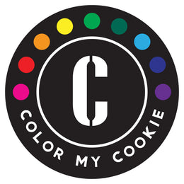 Color My Cookie Logo