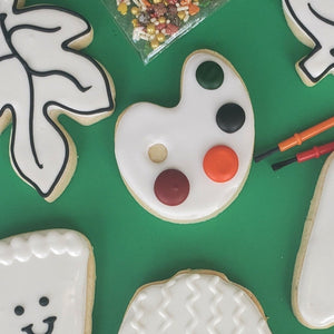 fall cookie decorating kits colormycookie.com