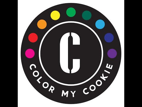 Color My Cookie: Out of This World!