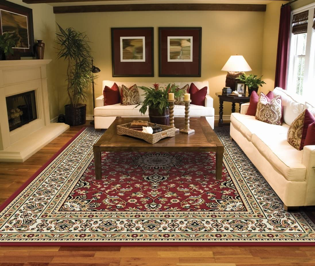 Living room rugs Collection America, Living room rugs