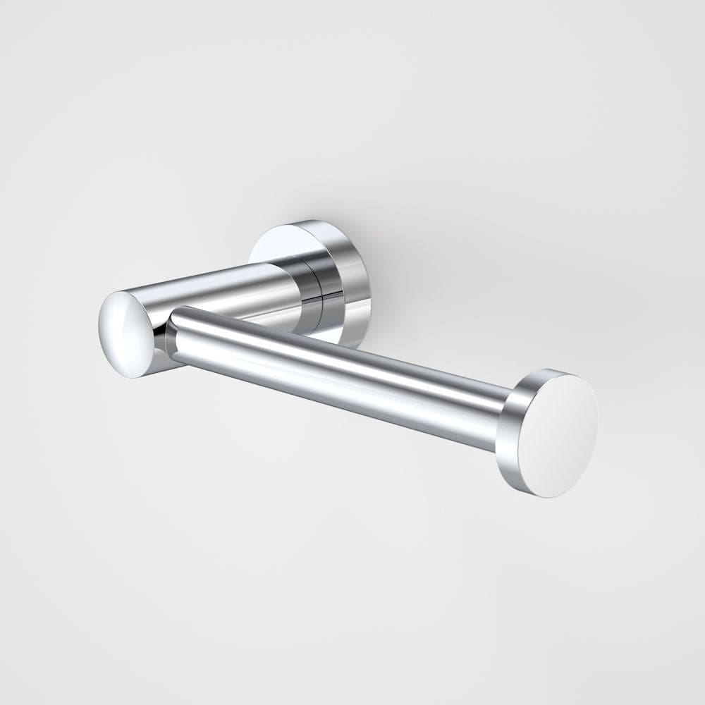 Caroma Cosmo Metal Toilet Roll Holder | Chrome