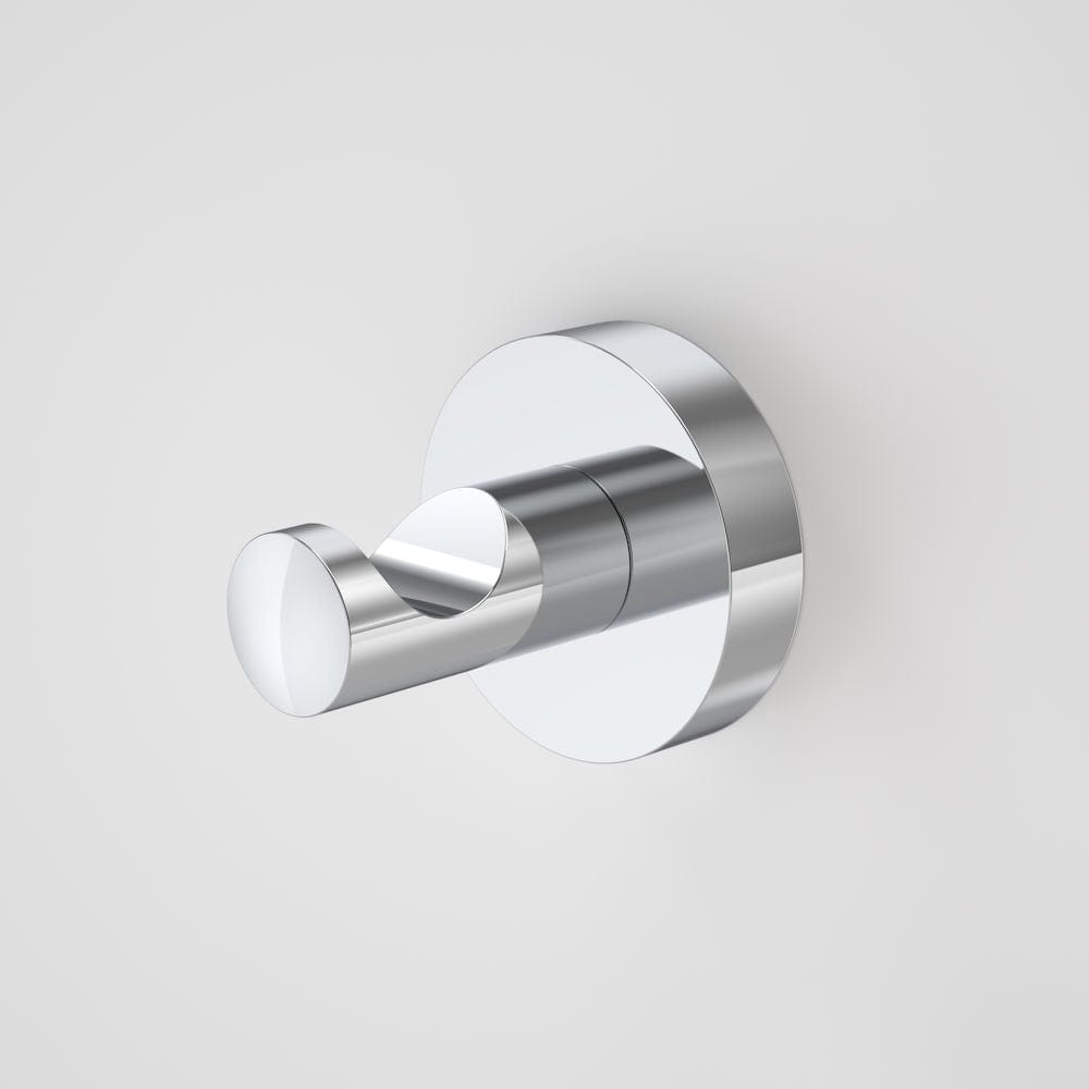 Caroma Cosmo Metal Robe Hook | Chrome