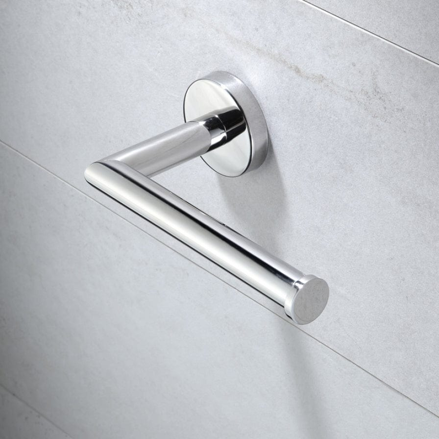 Heirloom Heiko Toilet Roll Holder | Polished Stainless