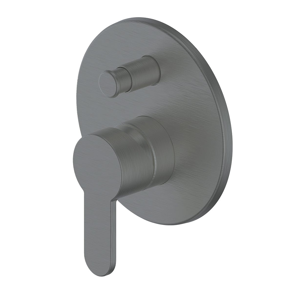 Greens Astro Shower Mixer with Diverter | Gunmetal