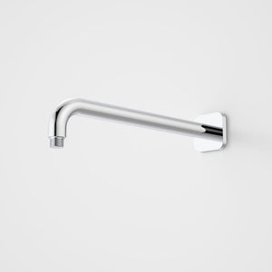 Caroma Luna Right Angled Wall Shower Arm 320mm | Chrome