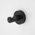 Caroma Cosmo Metal Robe Hook | Matte Black