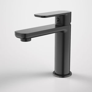Caroma Luna Basin Mixer | Satin Black
