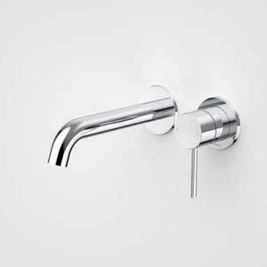 Caroma Liano II Wall Basin/Bath Mixer 175mm | Chrome