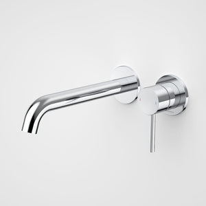 Caroma Liano II Wall Basin/Bath Mixer 210mm | Chrome