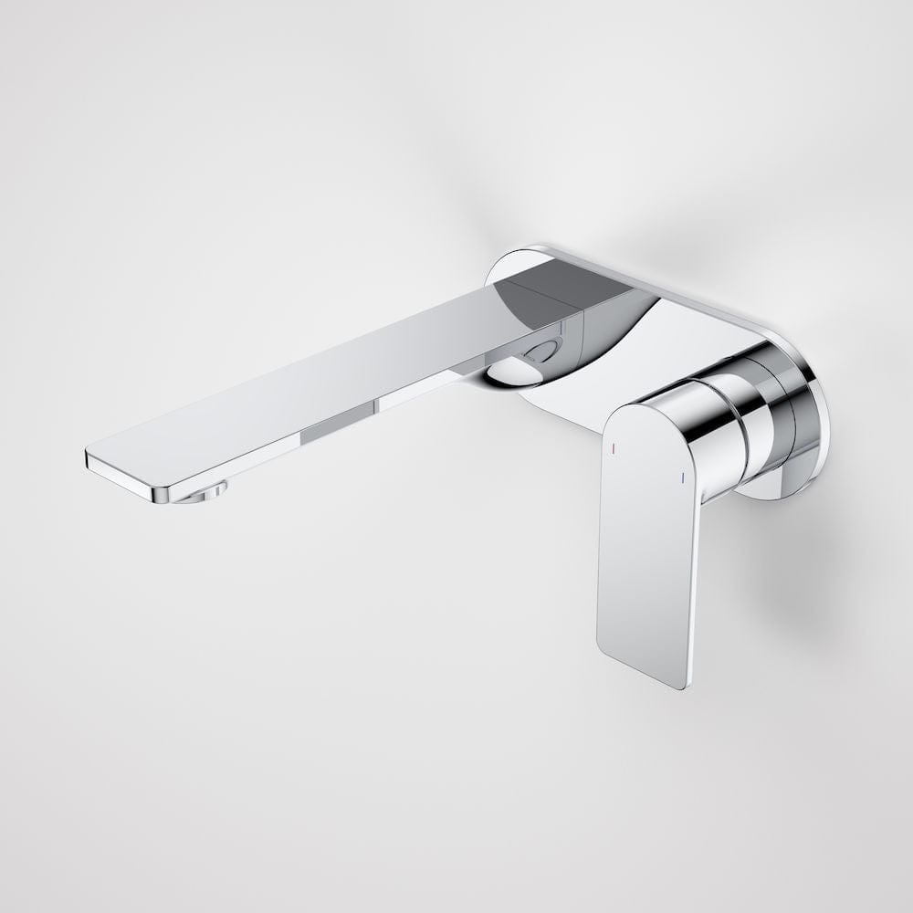 Caroma Urbane II Round Wall Basin/Bath Mixer 180mm | Chrome