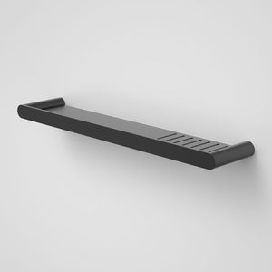 Caroma Urbane II Bathroom Shelf | Matte Black