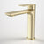 Caroma Urbane II Mid Tower Basin Mixer | Brushed Brass