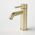 Caroma Liano II Basin Mixer | Brushed Brass