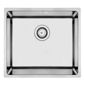 Mercer Pressato 450 Single Sink
