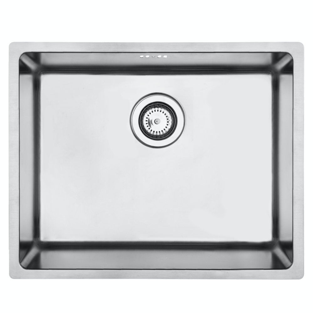 Mercer Pressato 500 Single Sink