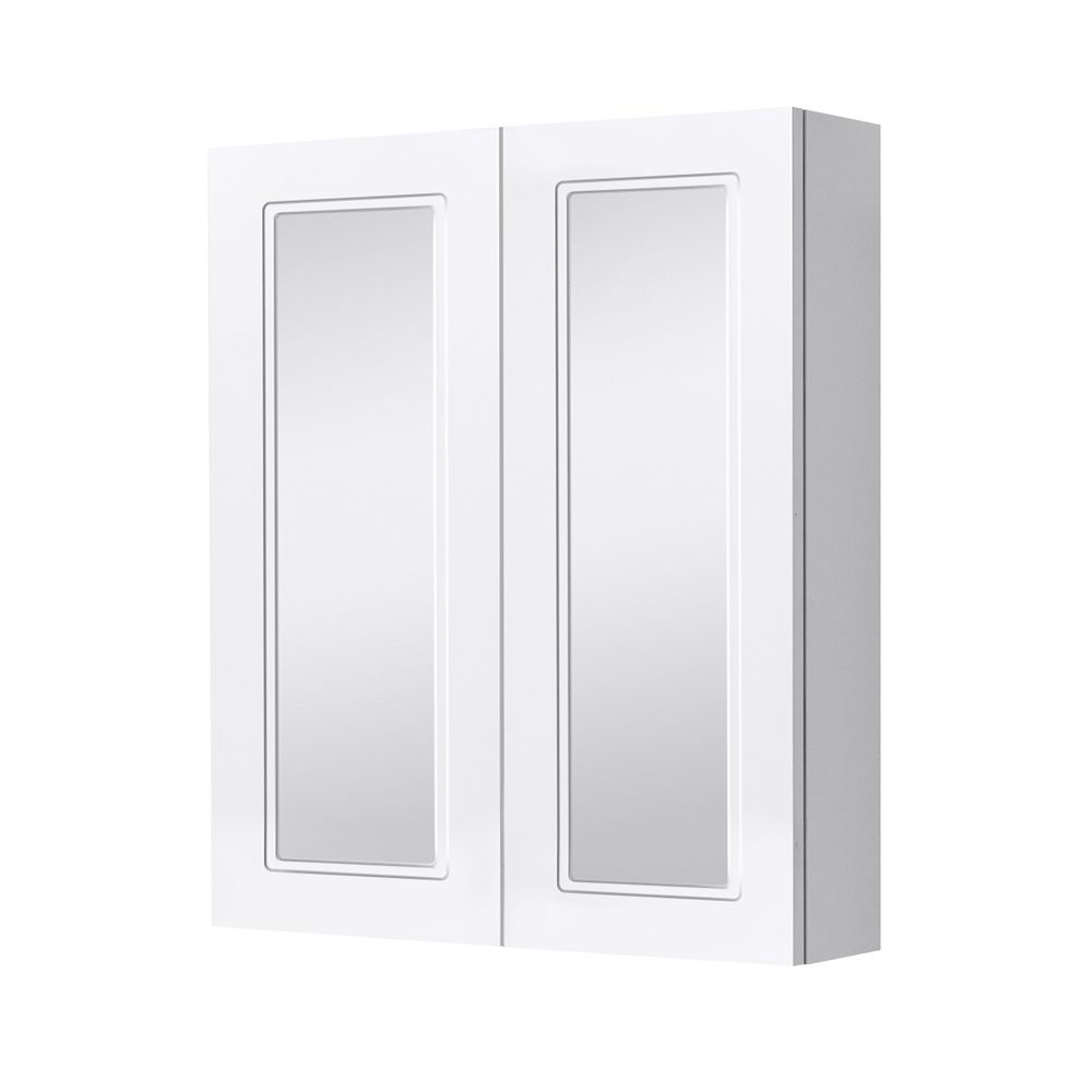 VCBC English Classic 565 Mirror Cabinet | 2 Doors & 2 Shelves