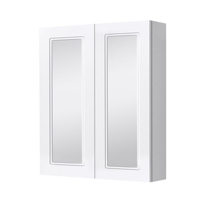 VCBC English Classic 675 Mirror Cabinet | 2 Doors & 2 Shelves