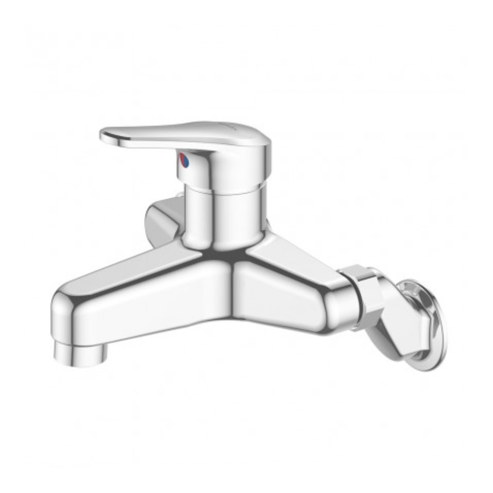 Methven Futura Bath Mixer | Chrome