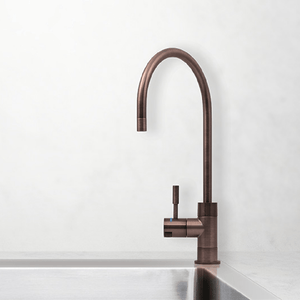 Puretec Designer DFU250 LED Water Filter Tap | Brushed Bronze