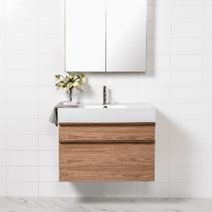 Michel César Twenty 810 Wall-Hung Vanity | Single Bowl & 2 Drawers