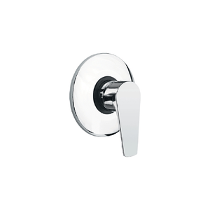 Eco Style Shower Mixer | Chrome