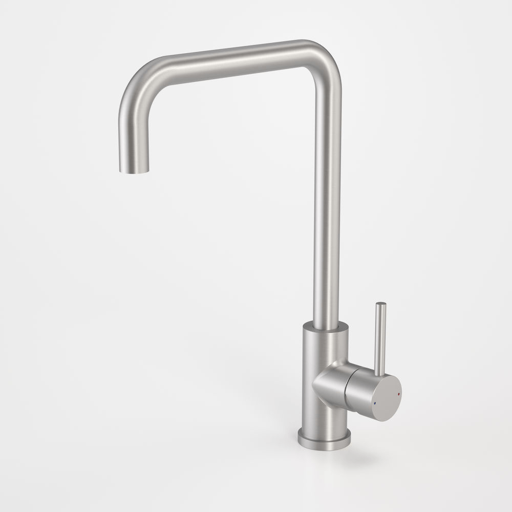 Caroma Compass Alfresco Sink Mixer | 316 Stainless Steel