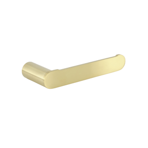Rose & Stone Harlow Toilet Roll Holder | Brushed Brass