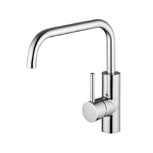 Methven Echo Minimalist Square Neck Sink Mixer | Chrome