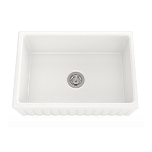 Sergio Manor 01F Fluted Butler Sink